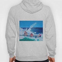 Surf Boat Rowers Hoody