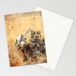 Remix soul Stationery Cards