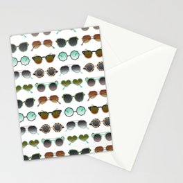 Sunglasses Collection – Mint & Tan Palette Stationery Cards