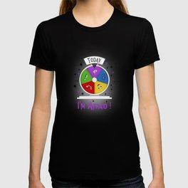 I am Afraid T-shirt