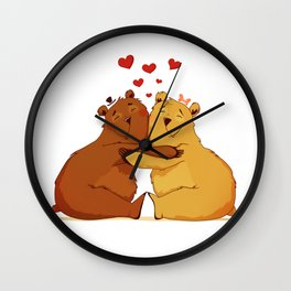 All my love is for you Wall Clock