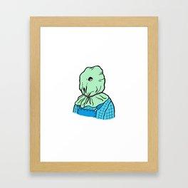 Jason Voorhees part 2 Framed Art Print
