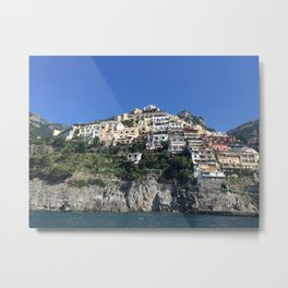 POSITANO, ITALY Metal Print