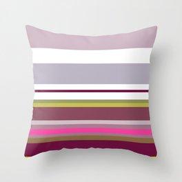 Stripe 2 Throw Pillow