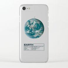 Earth Clear iPhone Case