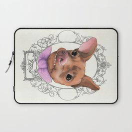 Chihuahua - Tuna  Laptop Sleeve