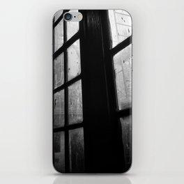 Through the Window iPhone Skin