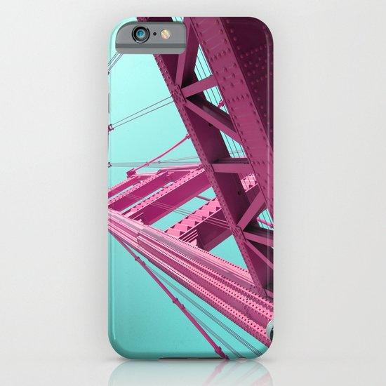 golden gate iPhone & iPod Case