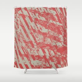 Countershading 01A Shower Curtain
