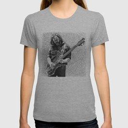 Lemmy scribble art T-shirt