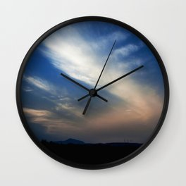 NEPHELAE Wall Clock