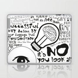 Imagination in the membrane Laptop & iPad Skin