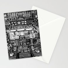 Lost cabin 666 Stationery Cards