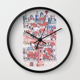 That is no country for old men. Wall Clock
