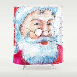 Santa Claus #2 Shower Curtain