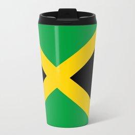 Flag of Jamaica Travel Mug