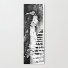 Undead Witch Canvas Print