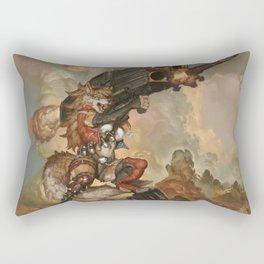 Hellfire Rectangular Pillow