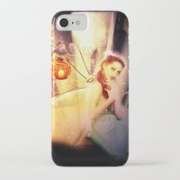 fairytale iPhone & iPod Cases featuring Fairytale by Emma Design Digital Arts
