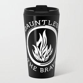 Divergent -  Dauntless The Brave Travel Mug