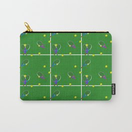 Tennis Rackets and Ball Carry-All Pouch
