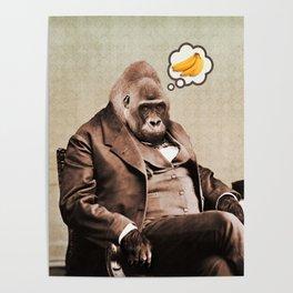Gorilla My Dreams Poster