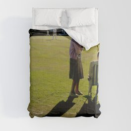 The Cricket Match Comforters