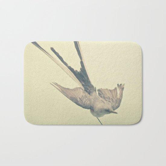 Bird Study #1 Bath Mat