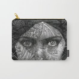 The Eyes of Alchemy Dark Carry-All Pouch
