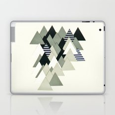 French Alps at Dusk Laptop & iPad Skin
