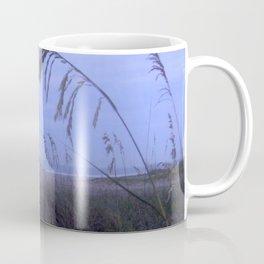 Sea Oats at Fernandina Beach FL Coffee Mug