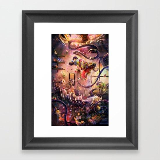 Sweet Dreams Framed Art Print
