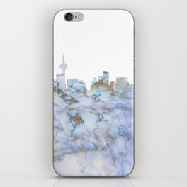 Vancouver Canada Skyline iPhone Skin