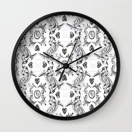 My Hearts Content Wall Clock