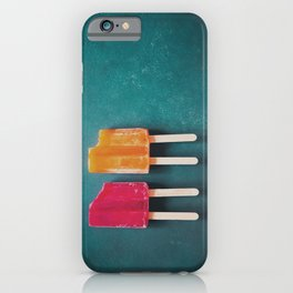 popsicles ... iPhone Case