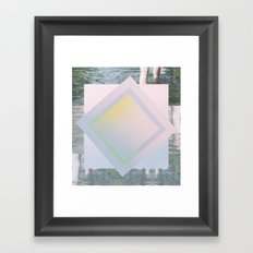 Look! It Means They're Poisonous! Framed Art Print