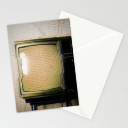 Television Stationery Cards