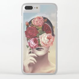 Flamboyant Clear iPhone Case
