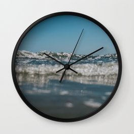 salt Wall Clock
