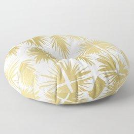 Radiate Gold Floor Pillow