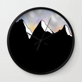 Arizona Sky Wall Clock