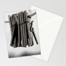 In a pinch Stationery Cards