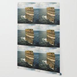 Dun Briste Wallpaper