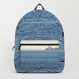 Seal and Ship Backpack