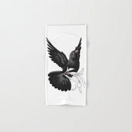 Black Dove (Black Lives Matter Fundraiser) Hand & Bath Towel