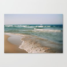 Fresh Water Canvas Print