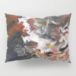 Abstract Oil Painting 16 Pillow Sham