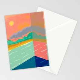 Don't Stop My Summer Stationery Cards