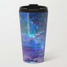 Ocean, Stars, Sky, and You Travel Mug
