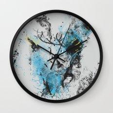 Chaos Thinking Wall Clock